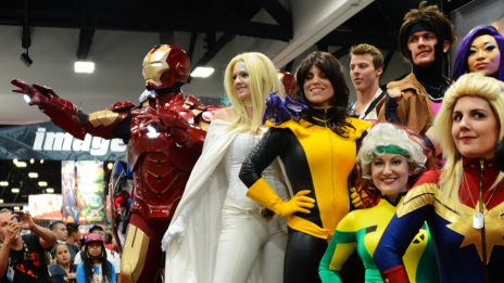 Marvel San Diego Comic-Con Highlights - Day 2