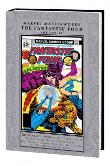 Marvel Masterworks: The Fantastic Four (Hardcover)