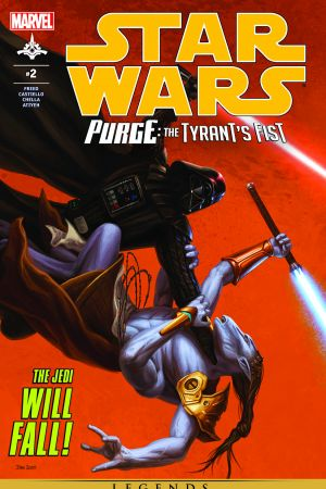 Star Wars: Purge - The Tyrant'S Fist #2
