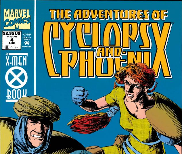 Adventures of Cyclops & Phoenix (1994) #4