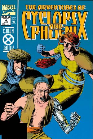 Adventures of Cyclops & Phoenix #4