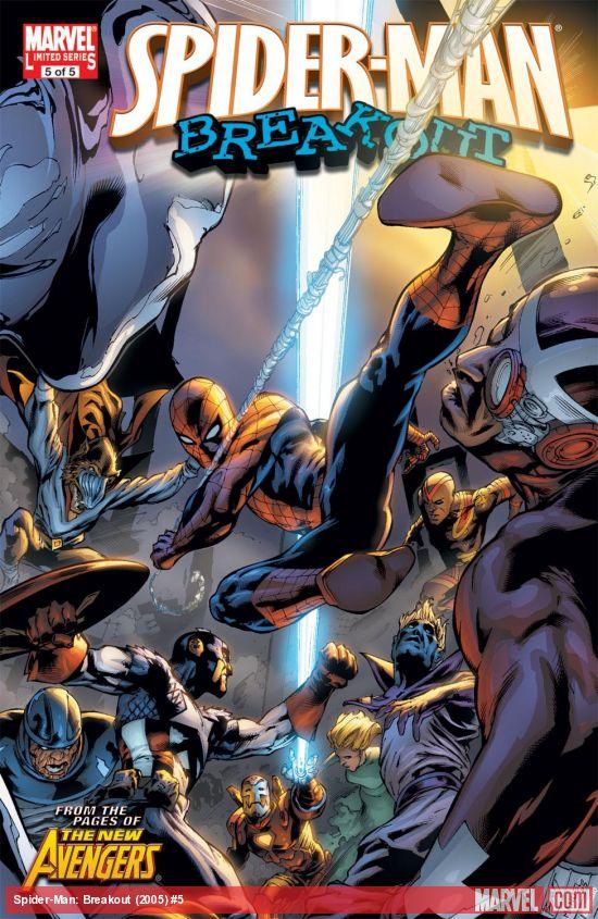 Spider-Man: Breakout (2005) #5