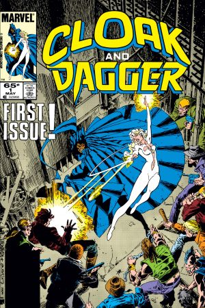 Cloak and Dagger (1985) #1