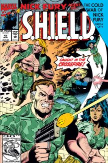 Nick Fury, Agent of S.H.I.E.L.D. #41