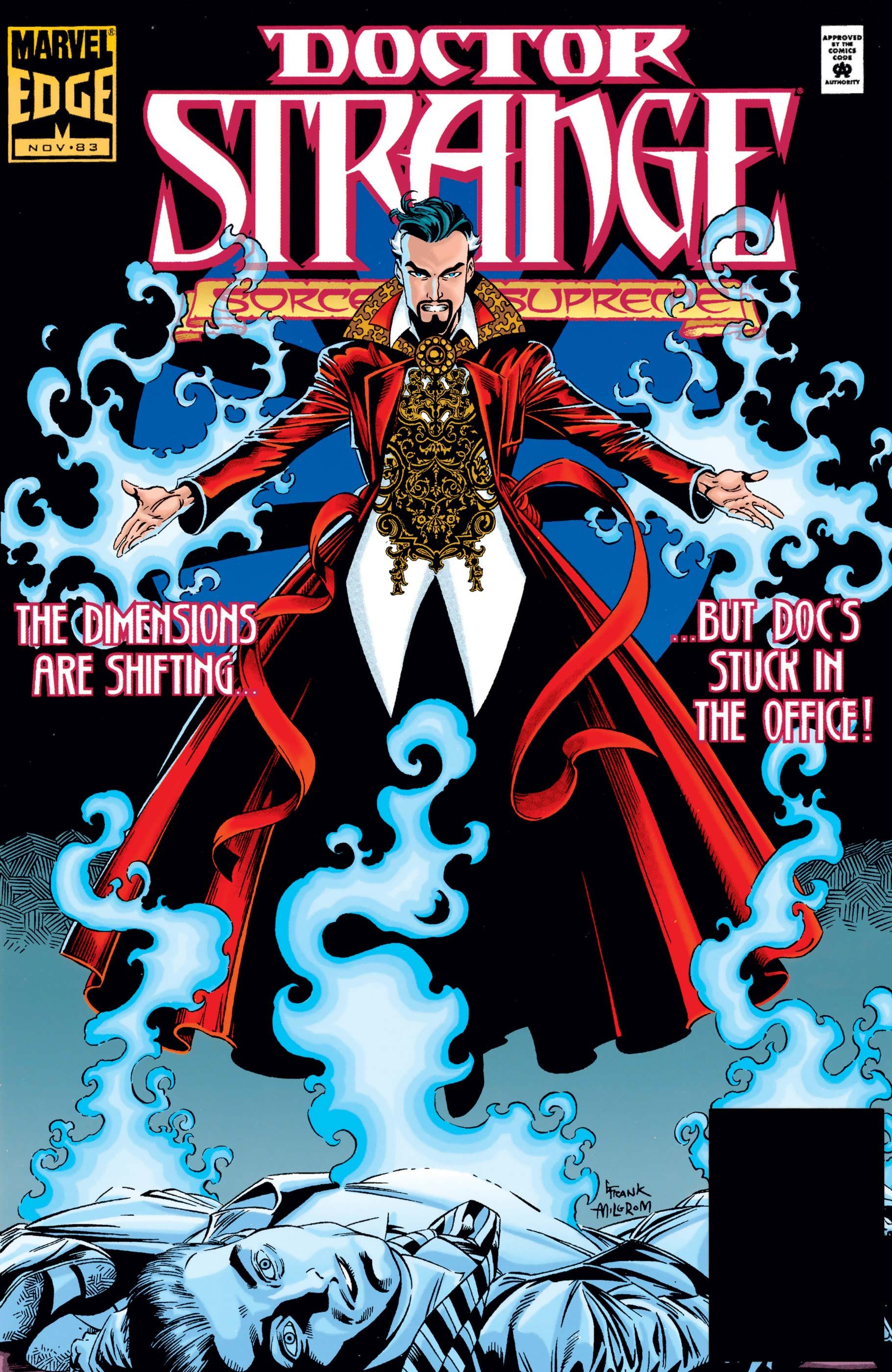 Doctor Strange, Sorcerer Supreme (1988) #83