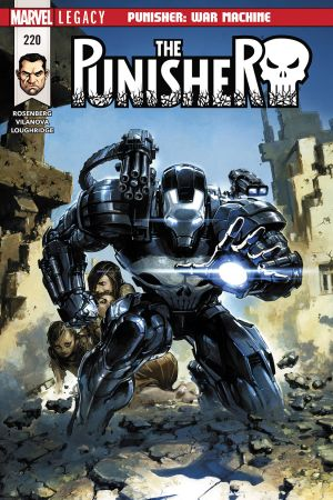 The Punisher #220