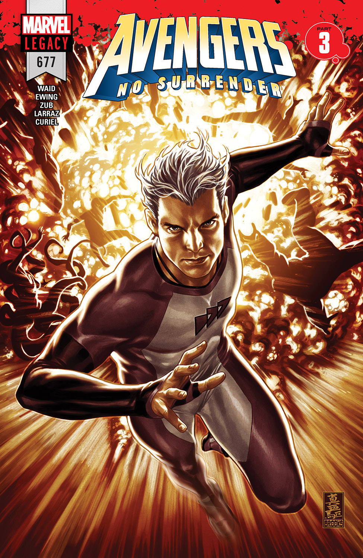 Avengers (2016) #677
