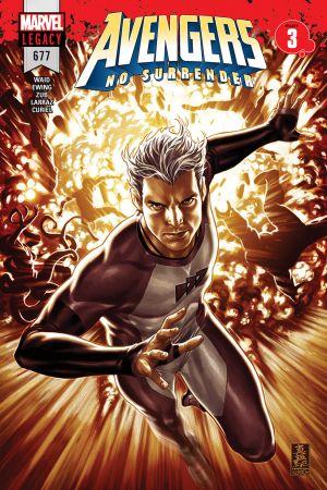 Avengers #677