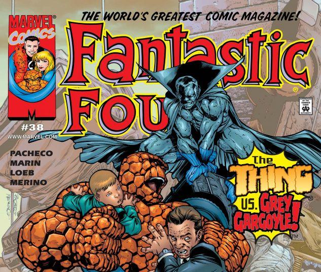 Fantastic Four (1998) #38
