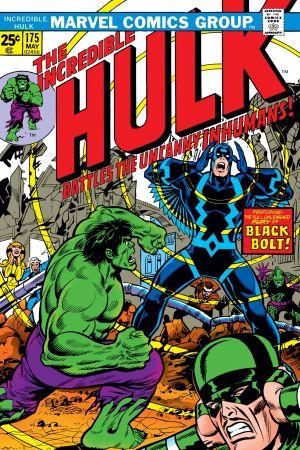 Incredible Hulk (1962) #175