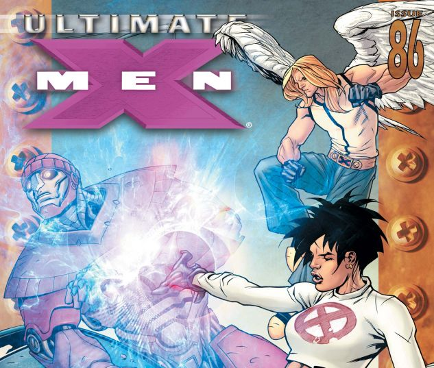 ULTIMATE X-MEN (2000) #86
