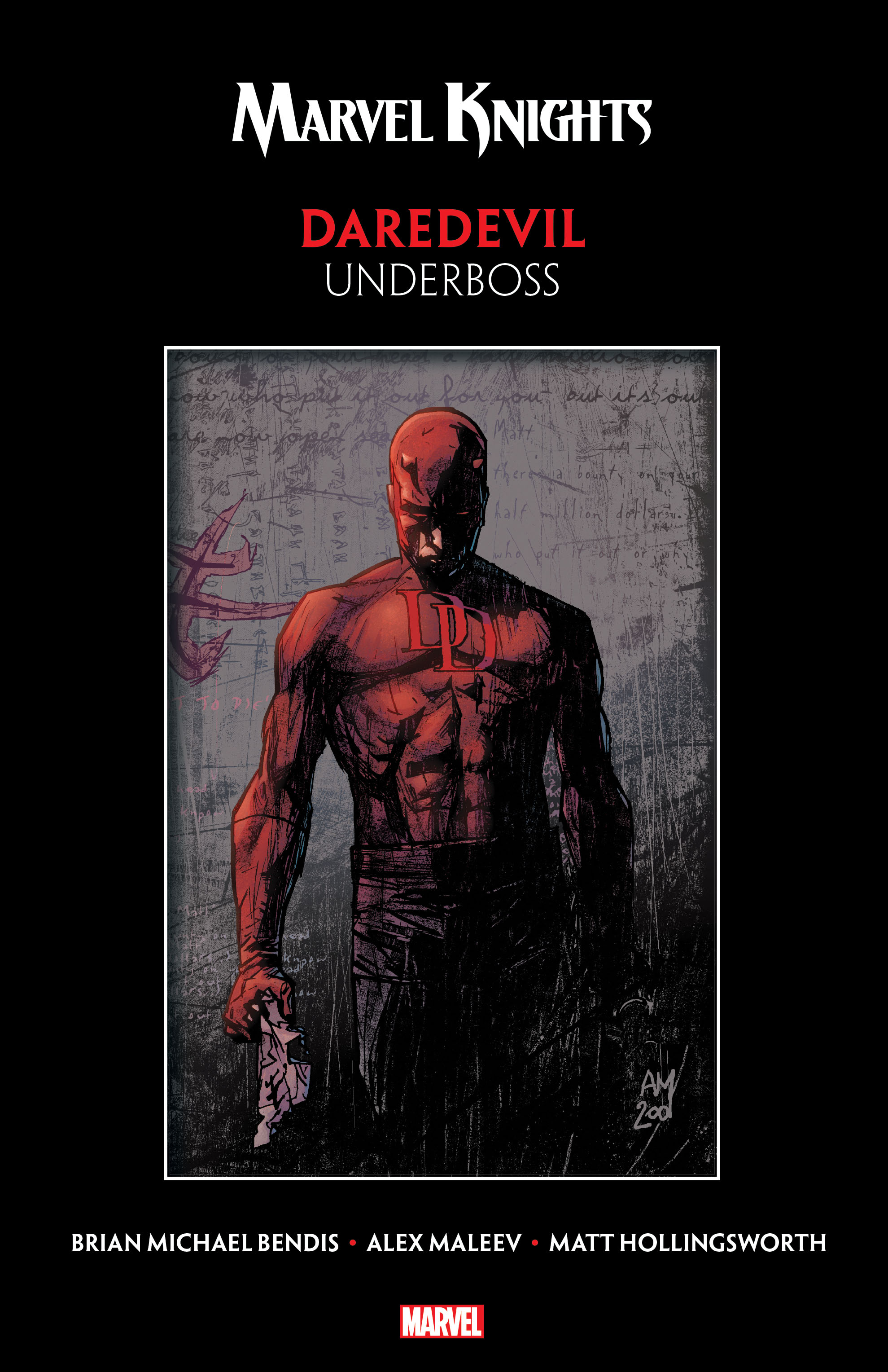 Marvel Knights Daredevil by Bendis & Maleev: Underboss (Trade Paperback)