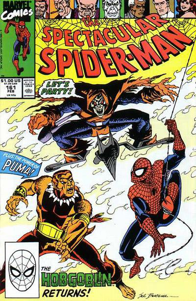 Peter Parker, the Spectacular Spider-Man (1976) #161