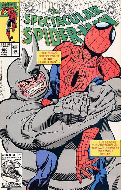 Peter Parker, the Spectacular Spider-Man (1976) #190