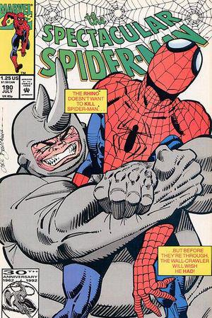 Peter Parker, the Spectacular Spider-Man (1976) #190