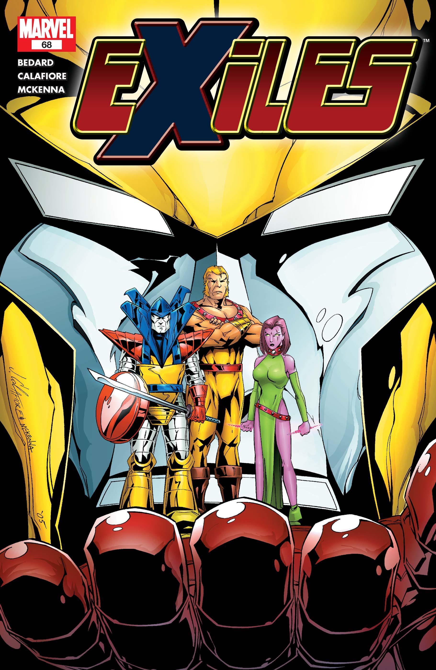 Exiles (2001) #68