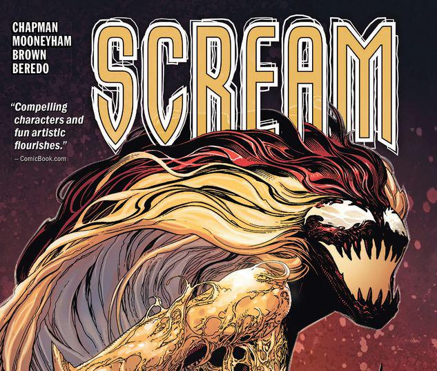 SCREAM VOL. 1: CURSE OF CARNAGE TPB #1