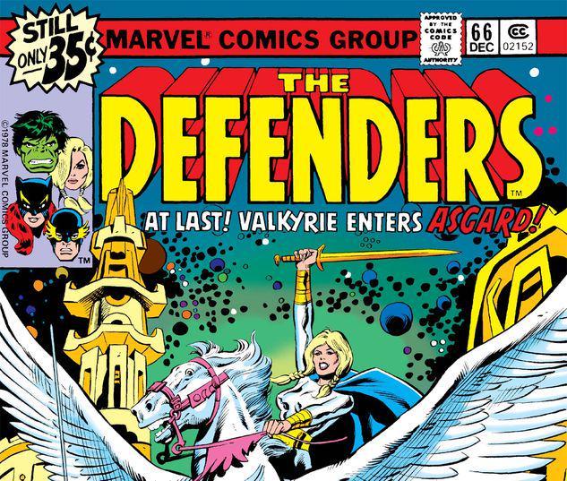Defenders #66