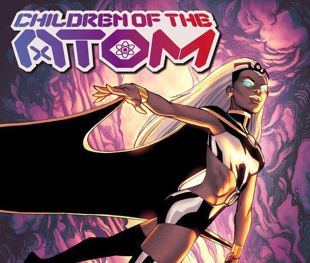 Children of the Atom #5