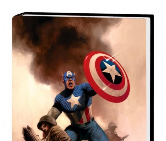CAPTAIN AMERICA: THEATER OF WAR HC