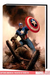 Captain America: Theater of War (Hardcover)