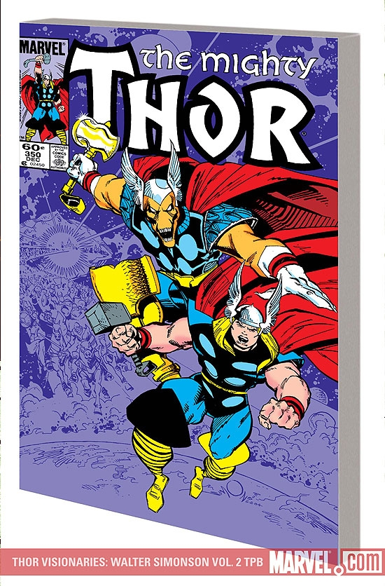 THOR LEGENDS VOL. 2: WALTER SIMONSON BOOK II TPB (Trade Paperback)