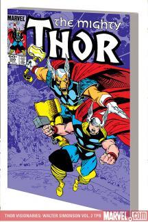 Thor Visionaries: Walter Simonson Vol. 2 (New Printing) (Trade Paperback)