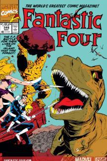 Fantastic Four #346