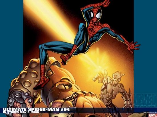 Ultimate Spider-Man (2000) #94 Wallpaper