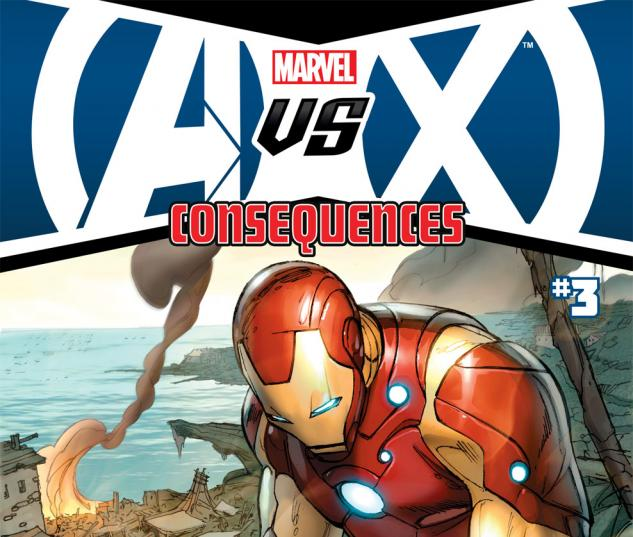 Avx: Consequences (2012) #3 Cover