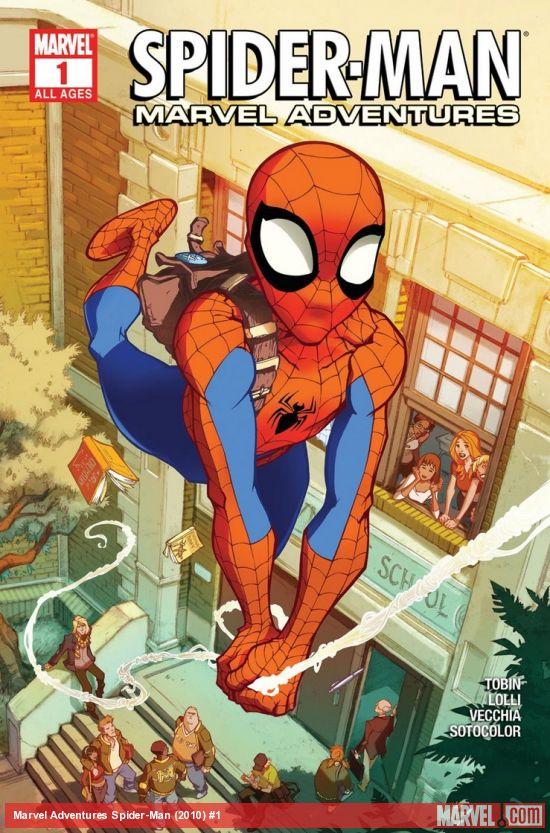 Marvel Adventures Spider-Man (2010) #1