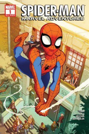 Spider-Man Marvel Adventures #1