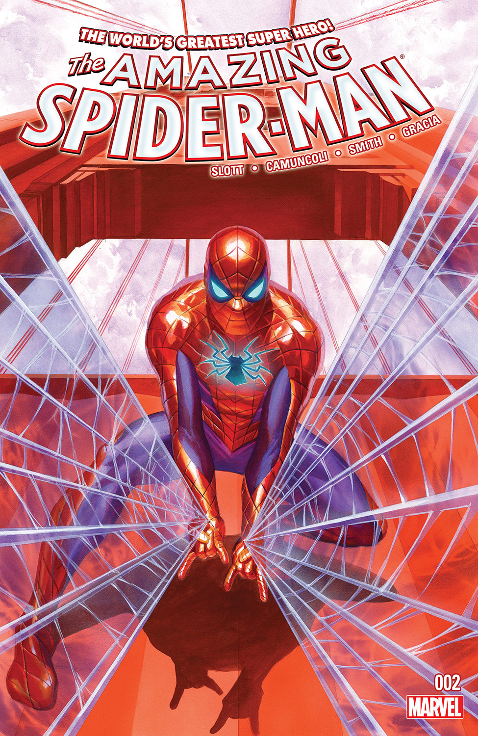 The Amazing Spider-Man (2015) #2