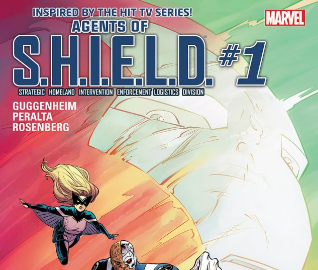 Agents of S.H.I.E.L.D. (2016) #1