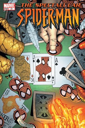 Spectacular Spider-Man #21