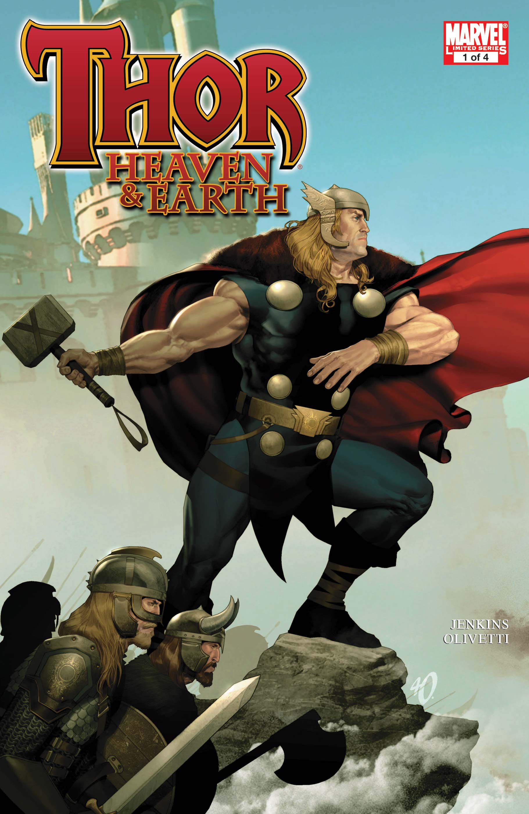 Thor: Heaven & Earth (2011) #1