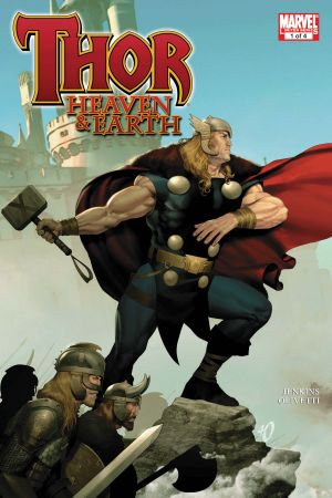 Thor: Heaven & Earth #1
