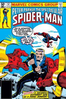 Peter Parker, the Spectacular Spider-Man (1976) #57