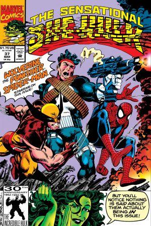 Sensational She-Hulk (1989) #37