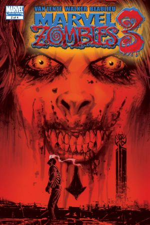 Marvel Zombies 3 (2008) #2