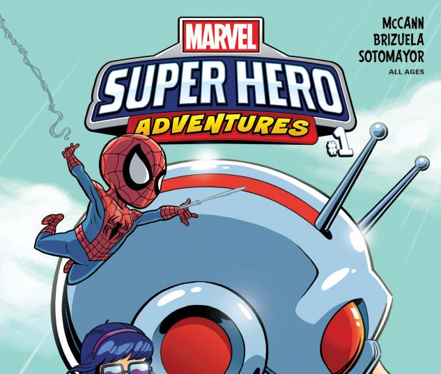 cover from Marvel Super Hero Adventures (2018) #3
