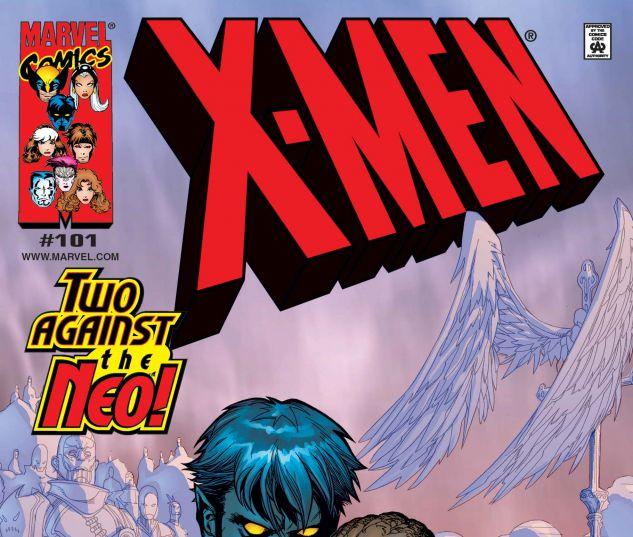 X-Men 101 cover