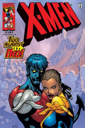 X-Men (1991) #101