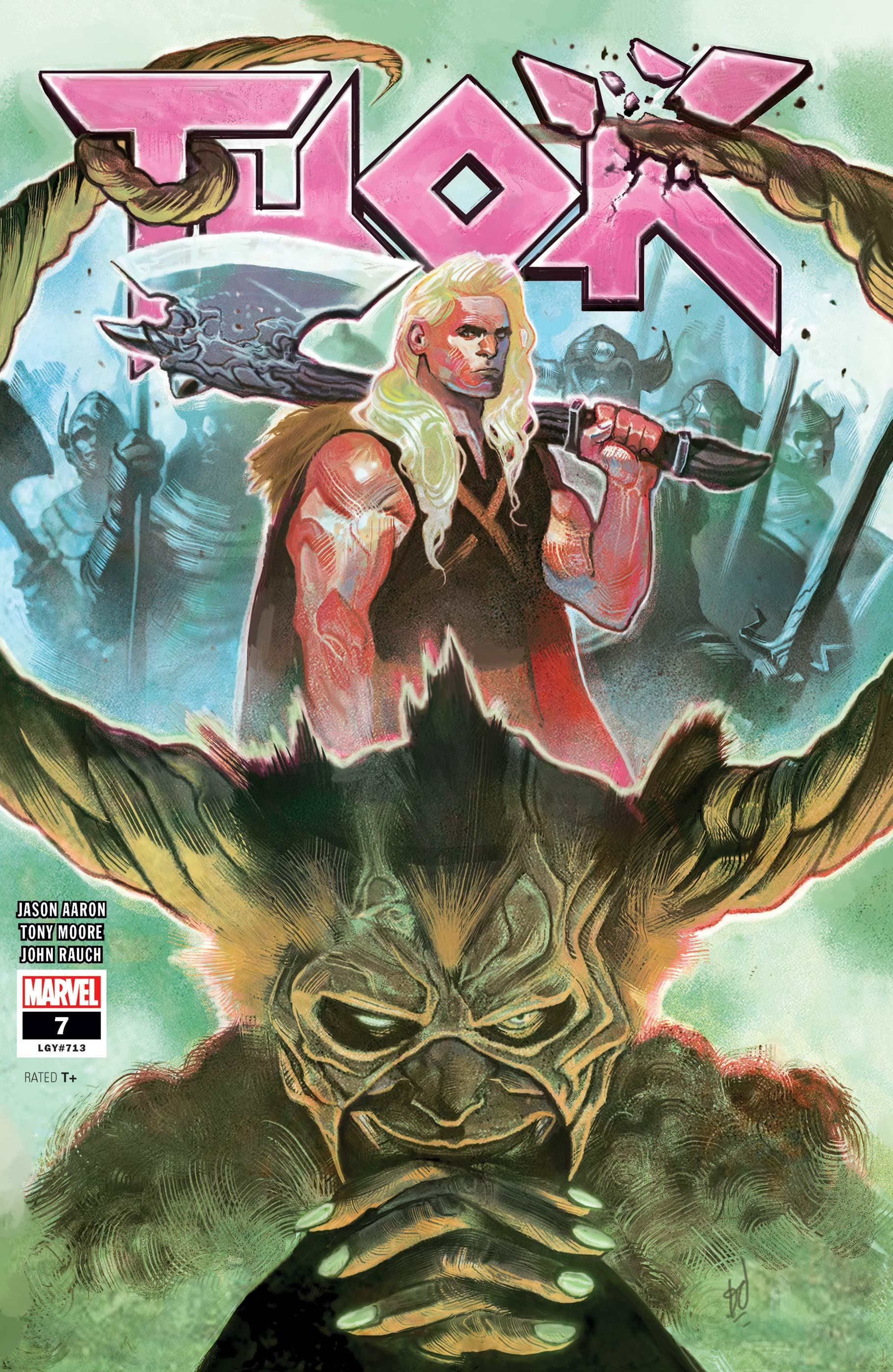 Thor (2018) #7
