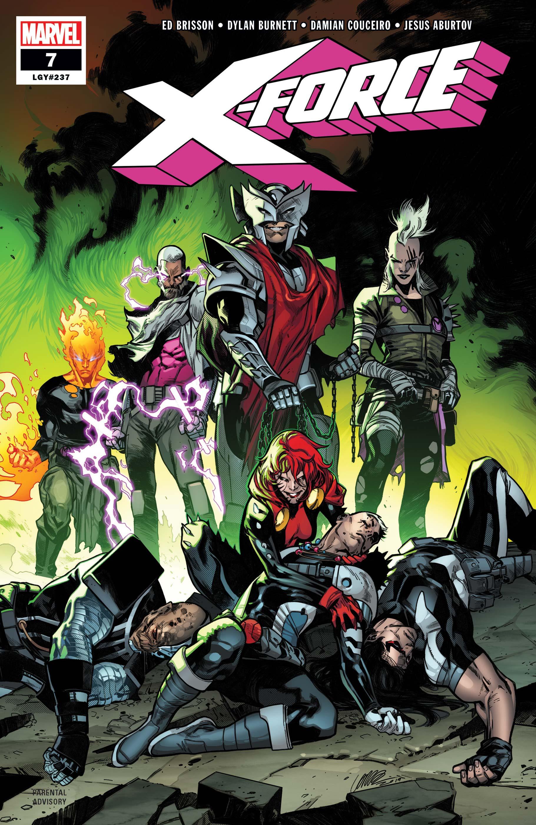X-Force (2018) #7