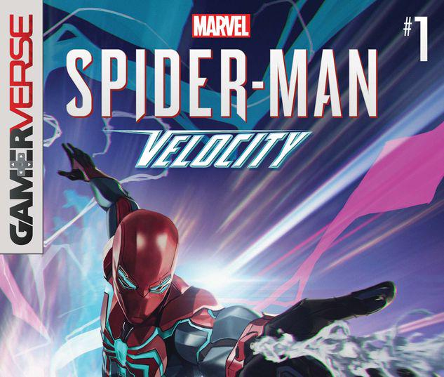 Gamerverse Spider-Man: Velocity #1