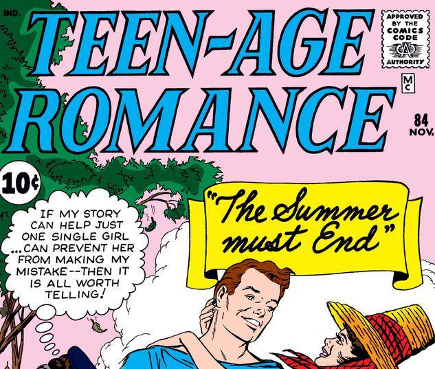 Teen-Age Romance #84