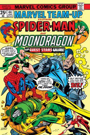 Marvel Team-Up (1972) #44