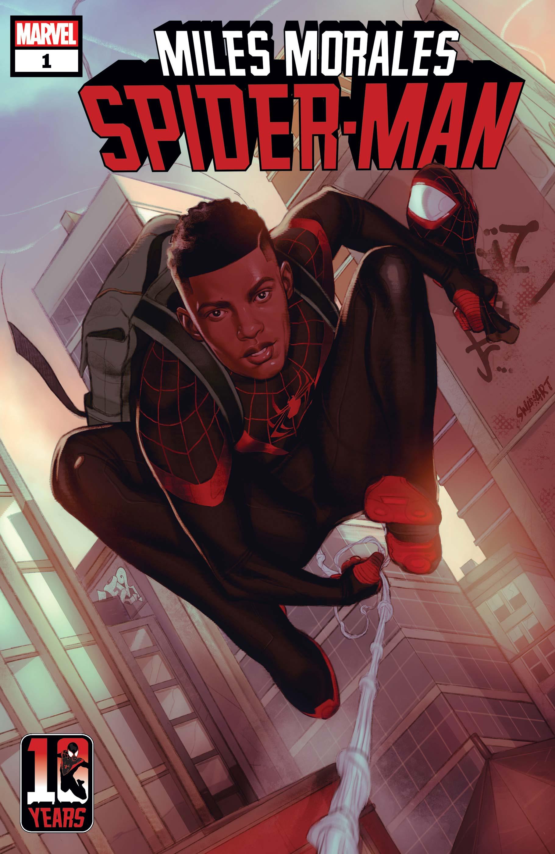Miles Morales: Marvel Tales (2021) #1