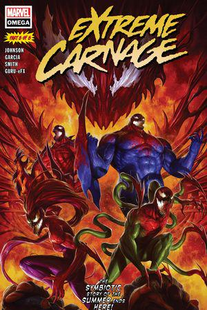 Extreme Carnage Omega #1